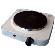 NATURALICHE Induction Cooktop 1000W Radiant Cooktop(Silver, Jog Dial)