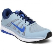 Nike Men'S Dart 12 Msl Blue Running Shoes