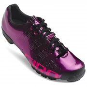 Giro VR90 Women's MTB Cycling Shoes - Berry/Bright Pink - EU 39/UK 5.5 - Red