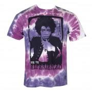 Muška metal majica Jimi Hendrix - SCUSE ME - LIQUID BLUE - 11972