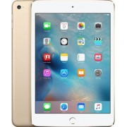 "Apple iPad Mini 4th Gen (A1538) 7.9"" 128GB - Oro, WiFi A"