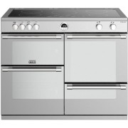 Stoves Sterling S1100Ei Stainless Steel 110cm Induction Range Cooker