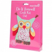 Sass and Belle Owl DIY Craft Kit