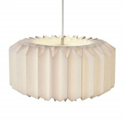 LE KLINT Onefivefour hanging light, white, large