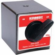 Kennedy kapcsolható mágnestalp