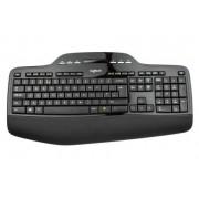 Logitech Juego de teclado y ratón Logitech 920-002429, Inalámbrico, QWERTY (UK), USB