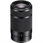 Lente Sony E 55-210mm F4.5-6.3 OSS Lens SEL55210BK - Negro