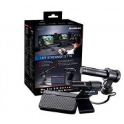 AverMedia Live Streamer 311S Starter Kit, Live Gamer Mini + Live Streamer Cam 313 + Microphone AM133