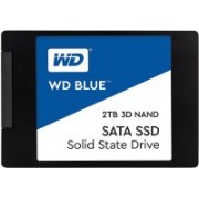 WD Blue 3D 2 TB Laptop Internal Solid State Drive (WDS200T2B0A)