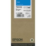 Epson T6532 Patron Cian 200ml (Eredeti) Stylus Pro 4900