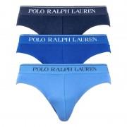 Ralph Lauren 3PACK pánské slipy Ralph Lauren vícebarevné (714513423009) M