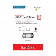 USB memorija Sandisk Ultra USB Type C 64GB SDCZ450-064G-G46