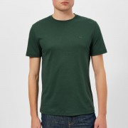 Michael Kors Men's Sleek Crew Neck T-Shirt - Spruce Green - XL - Green