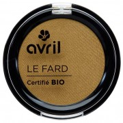 Avril Organic Eye Shadow, 2,5 g, Or vénitien