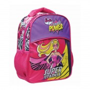 Ghiozdan pentru gradinita Barbie Power