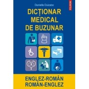 Dictionar medical de buzunar englez-roman/roman-englez