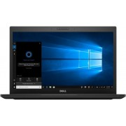 "Ultrabook Dell Latitude 7490 (Procesor Intel® Core™ i7-8650U (8M Cache, up to 4.20 GHz), Kaby Lake R, 14"" FHD, 16GB, 512GB SSD, Intel® UHD Graphics 620, Win10 Pro, FPR, Negru)"