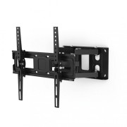 "Hama FullMotion TV Wall Bracket 165 cm (65"") Black 118125"