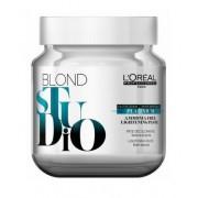 L´Oreal Platinium Blond Studio Pasta Decolorante Sin Amoniaco 500g.