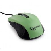 Mouse, Gembird MUS-101-G, USB, Green