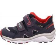 Superfit Sport5 Sneaker, Blue/Red 24