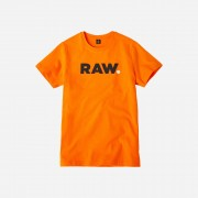 G-star RAW Garçons T-Shirt Graphic Rouge