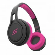 SMS Audio STREET by 50Cent Wired On-Ear Sport Kopfhörer Pink