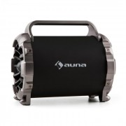 Blaster M tragbarer Bluetooth-Lautsprecher LED-Lichteffekt AUX SD USB UKW