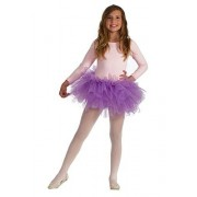 forum novelties Child's Fluffy Tutu Costume, Purple