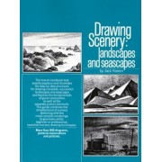 Drawing Scenery: Landscapes and Seascapes, Paperback