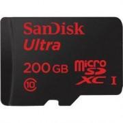 SanDisk Tarjeta Sandisk Ultra MicroSDXC UHS-I Premium Edition 90Mb/s 200GB