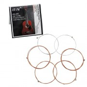 Imported 6pcs Acoustic Guitar String Phosphor Bronze A103