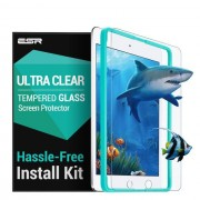ESR Ochranné tvrzené sklo pro iPad Air 1 / Air 2 / Pro 9.7 / 2017 / 2018 - ESR, TEMPERED GLASS (s aplikátorem)