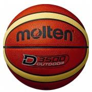 【SALE 10%OFF】モルテン molten メンズ バスケットボール 練習球 アウトドアバスケットボール B7D3500