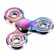 Spinner Fidget jucarie interactiva 7 cm metalic multicolor Esperanza