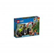 Lego Tractor Forestal-Multicolor