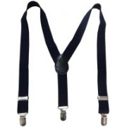 Eccellente Y- Back Suspenders for Boys, Girls(Blue)