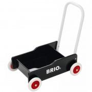 BRIO® Baby - 31351 Lära-gå-vagn Svart One Size