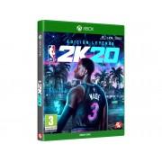 TAKE2 Juego Xbox One NBA 2K20 (Edición Leyenda)