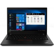 "Laptop Lenovo ThinkPad P43s (Procesor Intel® Core™ i7-8565U (8M Cache, up to 4.60 GHz), Whiskey Lake, 14"" FHD, 16GB, 1TB SSD, nVidia Quadro P520 2GB, FPR, Win10 Pro, Negru)"