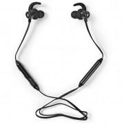 Nedis HPBT8000BK sport Bluetooth fülhallgató - fekete