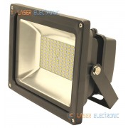 Faretto a Led Professionale Luce Bianca 50W 4000lm 100xSMD5730 12VDC