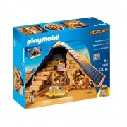 Playmobil Pirámide del Faraón Playmobil Romans and Egyptians 120 Piezas
