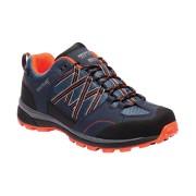 Regatta Mens Samaris Low II Waterproof Seam Sealed Walking Shoes - Navy - Size: 7