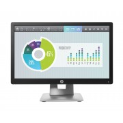 "HP EliteDisplay E202 20"" HD+ IPS Black, Silver computer monitor"