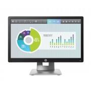 "HP EliteDisplay E202 20"" HD+ IPS Black, Silver computer monitor"