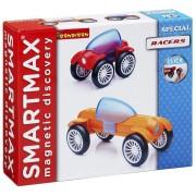 Магнитный конструктор - SmartMax Special Гонщики