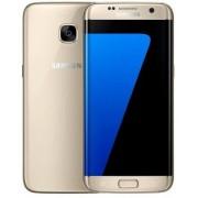 Samsung Begagnad Samsung Galaxy S7 Edge 32GB Guld Olåst i bra skick Klass B