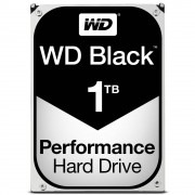 "Western Digital WD Black Performance Hard Drive WD1003FZEX - Disco rígido - 1 TB - interna - 3.5"" - SATA 6Gb/s - 7200 rpm - buffer: 64 MB"