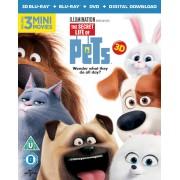 The Secret Life of Pets 3D (Includes 2D Version + UV Copy)